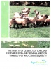 Booklet 1: The effects of genetics of lowland crossbred ewes and terminal sires on lamb output and carcass quality