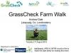GrassCheck Dairy Farm Walk - Andrew Dale - 21st August 2018