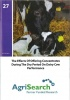 Booklet 27 - The effects of offering concentrates during the dry period on dairy cow performance