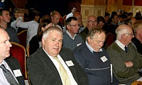 A selection the audience attending the PLI for Profit Conference